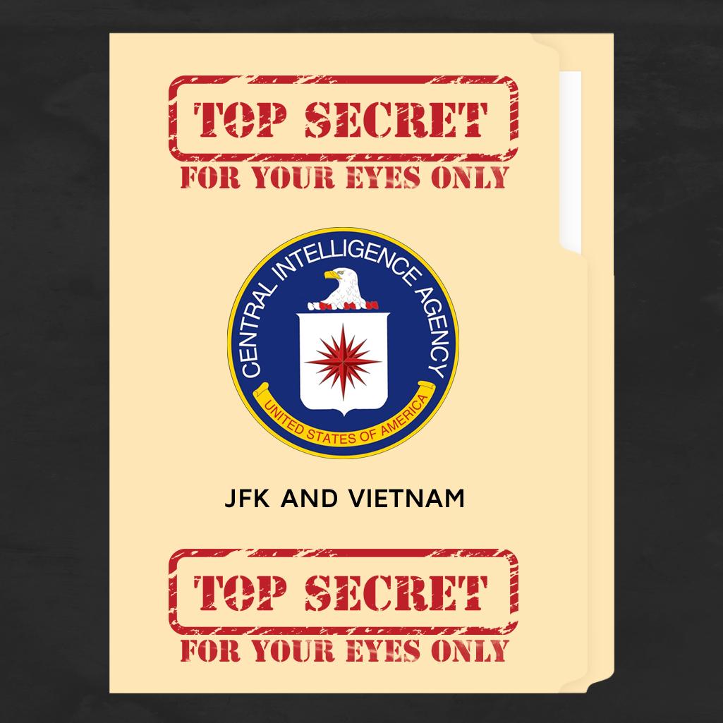 JFK26VNCIAFOLDER JFK & VN CIA folder