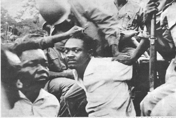 LUMUMBAMANHANDLED The Murder of Lumumba